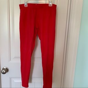 Other - Red leggings!